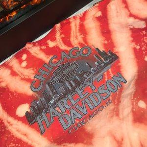 Harley Davidson Chicago Short Sleeve T shirt